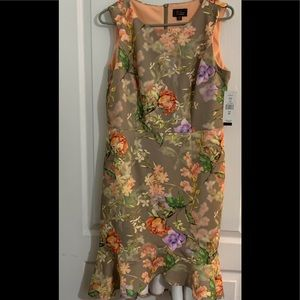 JM Studio by John Meyer dress NWT size 8P floral